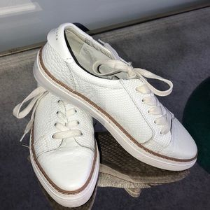 ❤️ SALE❤️ Sixty Seven White leather sneakers